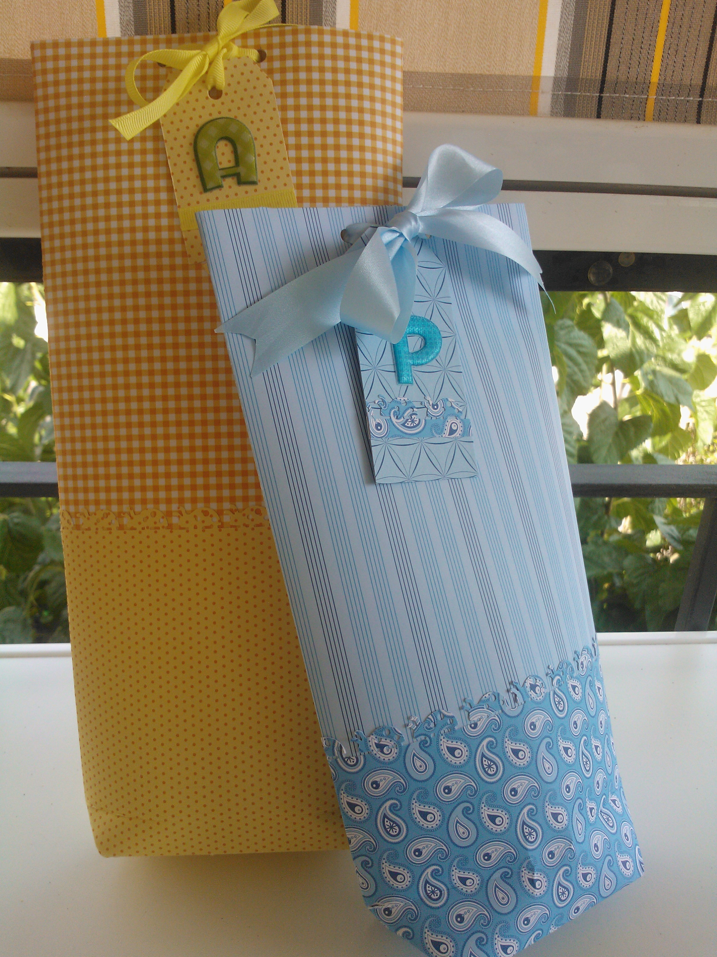 packaging bebe niño