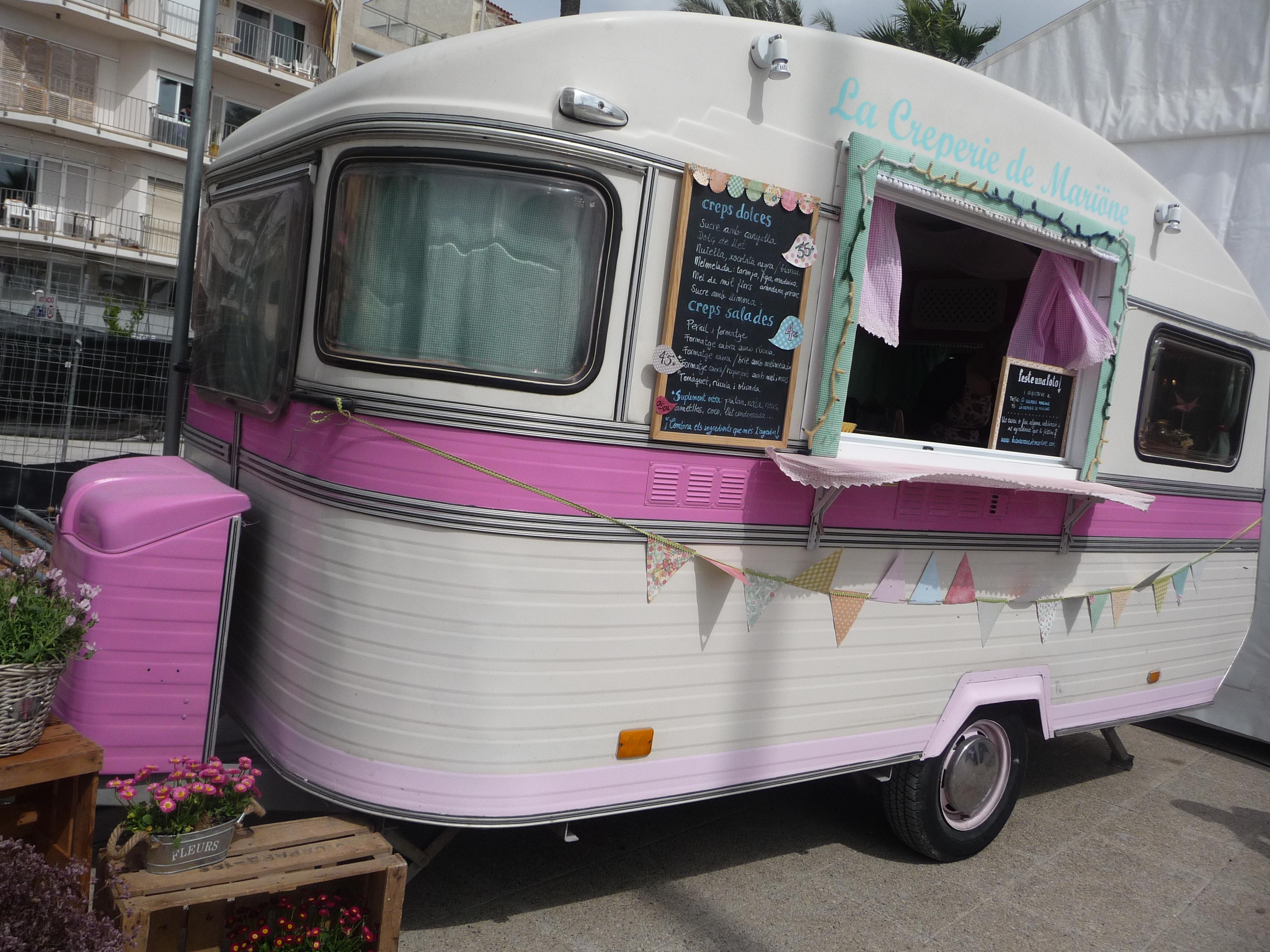 Caravana Scrapera Scrap + Sitges