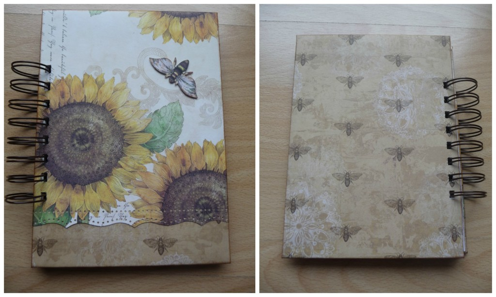 Libreta Scrapbook Tim Coffey