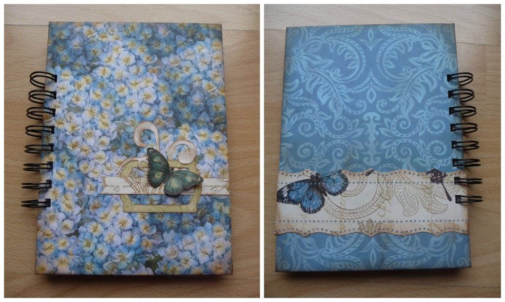 Libreta scrapbook Tim Coffey2