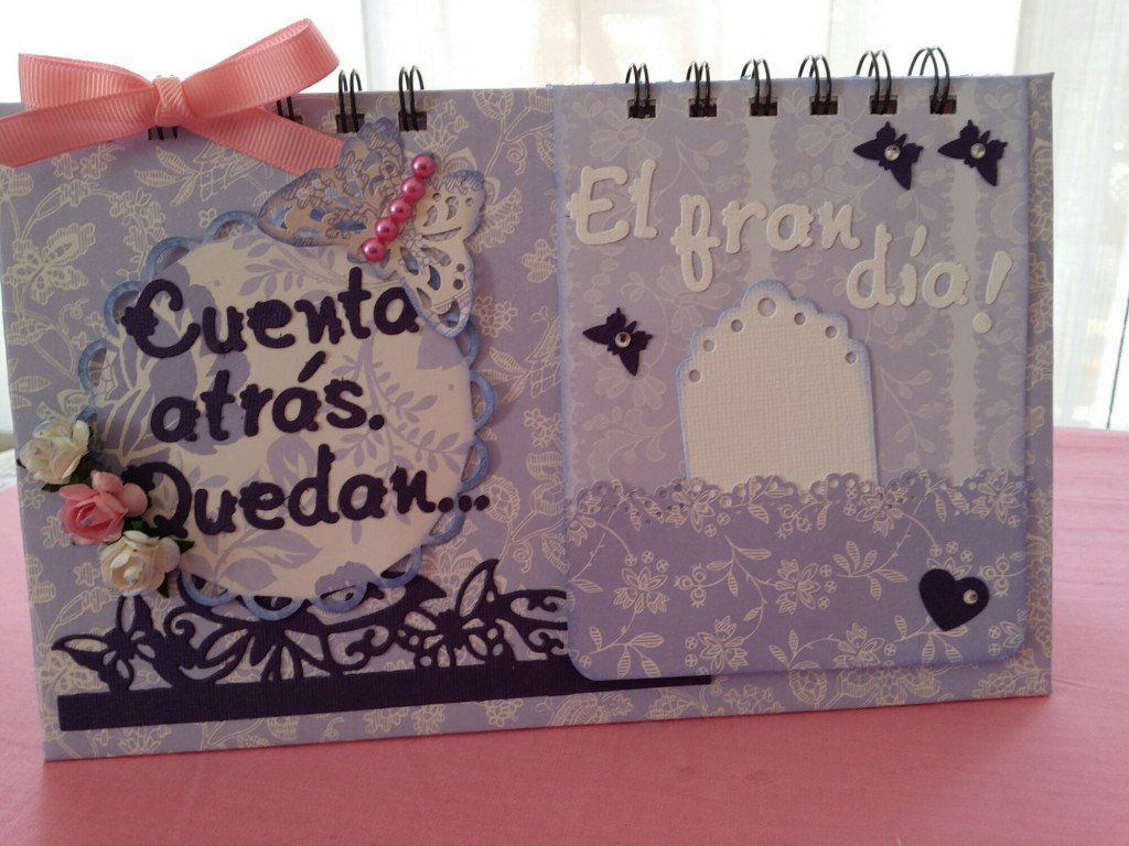 Calendario scrapbook