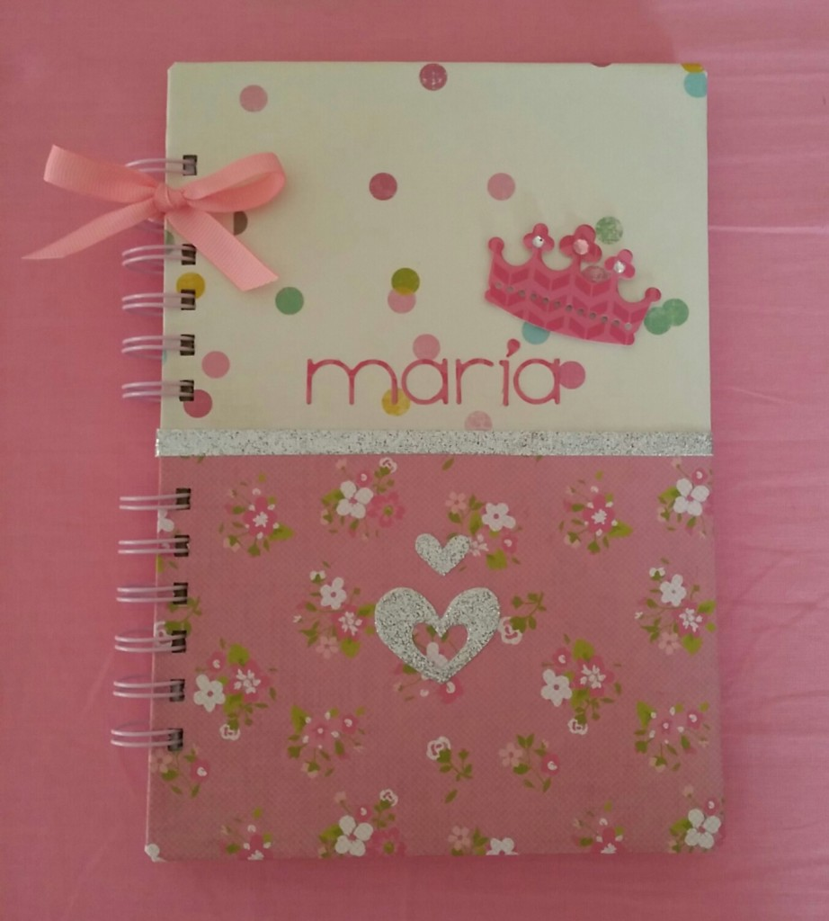 Libretas scrapbook