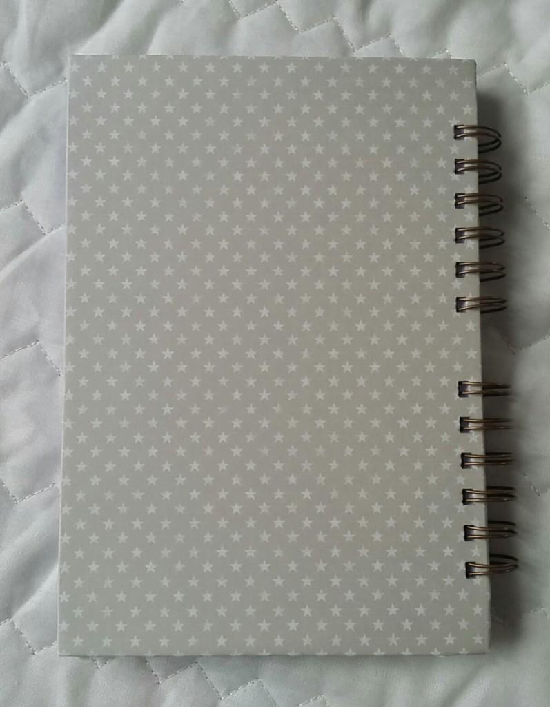 libreta scrapbook