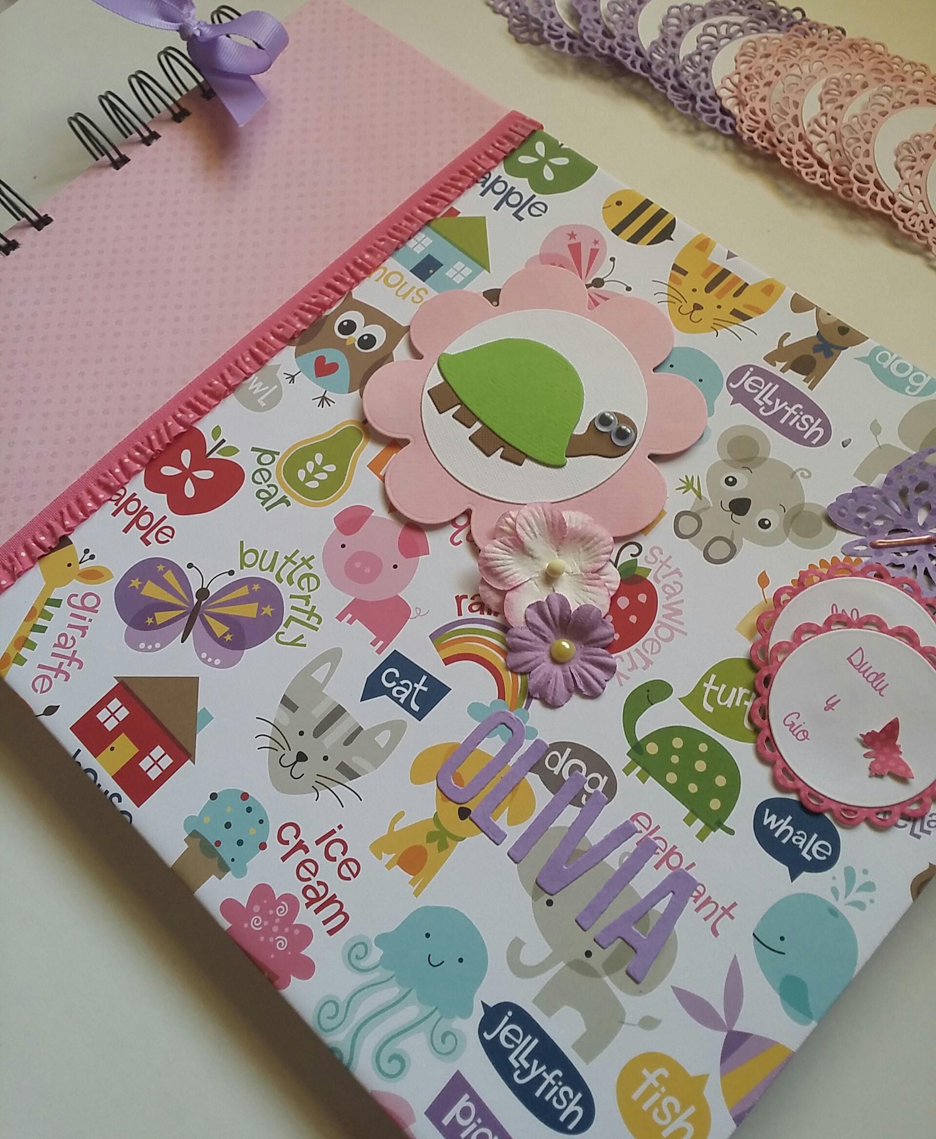 Decoracion de cuadernos escolares por dentro decorar for Decoracion de album de fotos